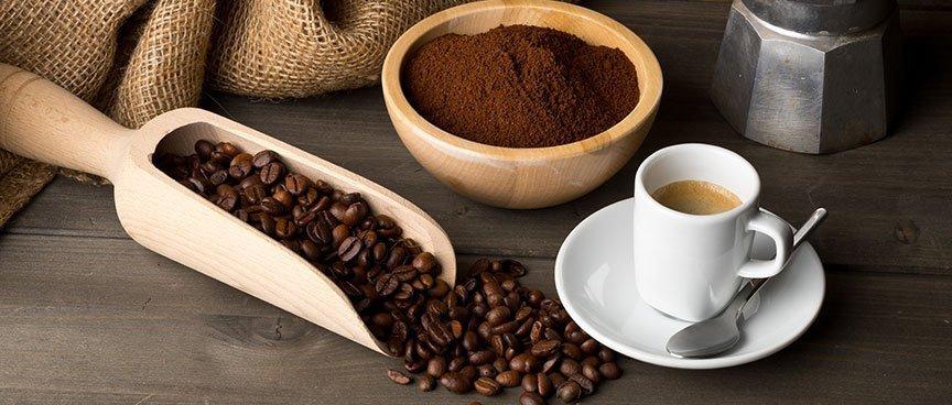 caffè macinato italiano ingrosso prodotti italiani - bell italia