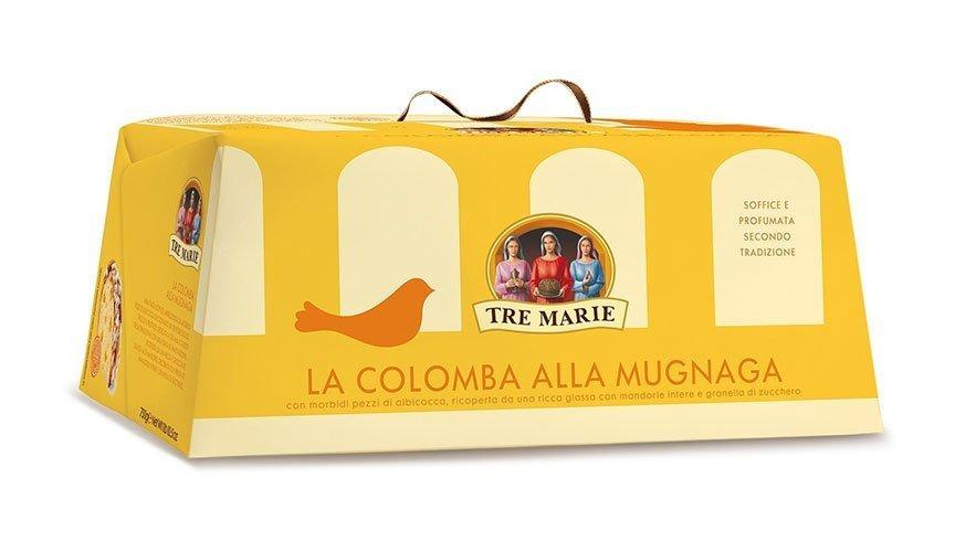 Easter dove cakes Bell Italia Srl