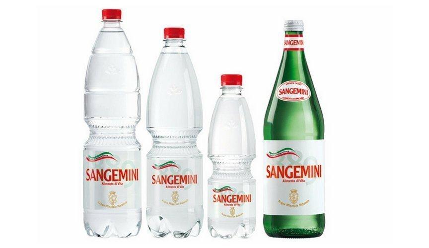 Acqua Minerale Italiana sangemini