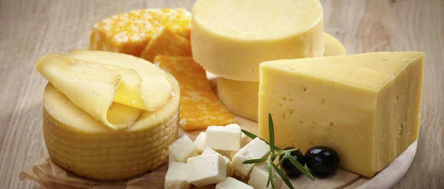 Top 5 most famous and appreciated Italian cheeses all over the world