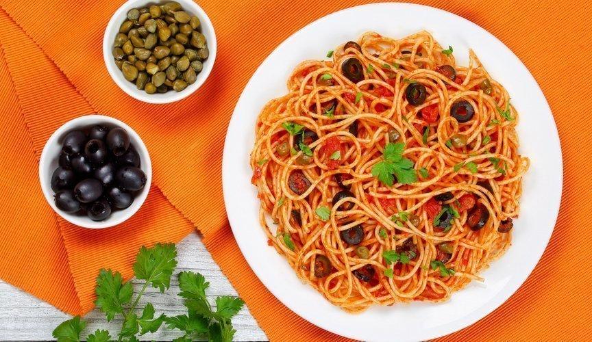 6 simpatici modi di dire sul Food Italiano PUTTANESCA