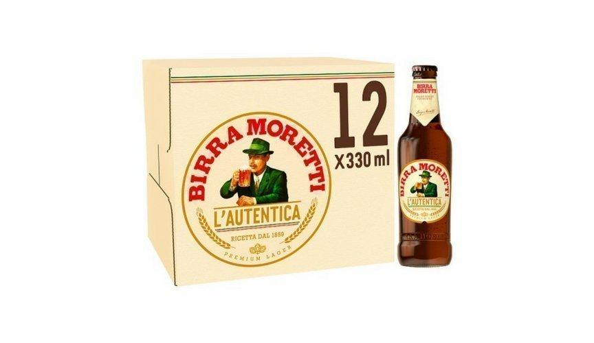 Le 5 Birre Italiane più conosciute all'estero bell italia blog birra moretti