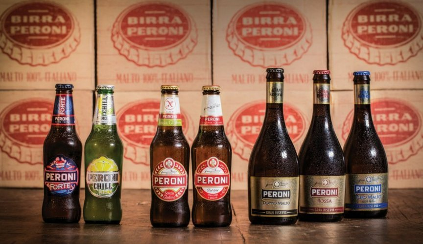 Le 5 Birre Italiane più conosciute all'estero bell italia blog peroni