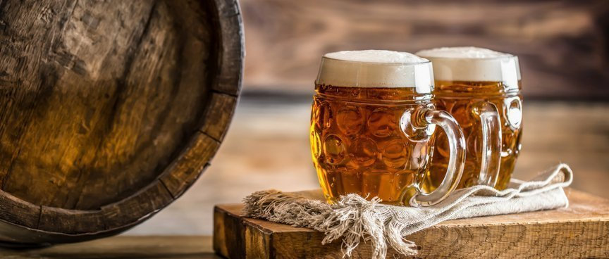 The 5 most popular Italian beers