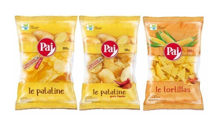 Patatine Made in Italy i 5 migliori Brand secondo Bell Italia PAI