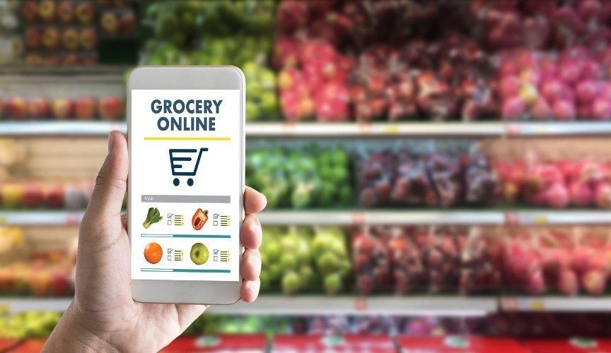 L'e-grocery in Italia bell italia blog online