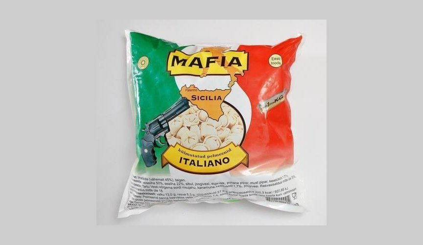 Mafia Sounding Pasta Mafia
