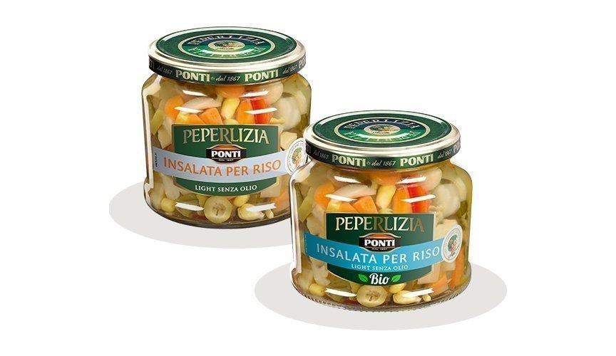 Peperlizia Condiriso Italiano