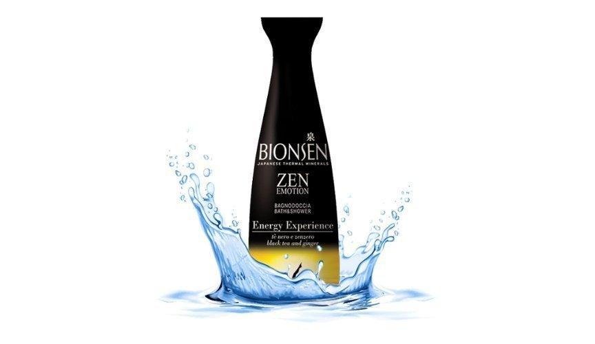 bionsen zen doccia schiuma italiani