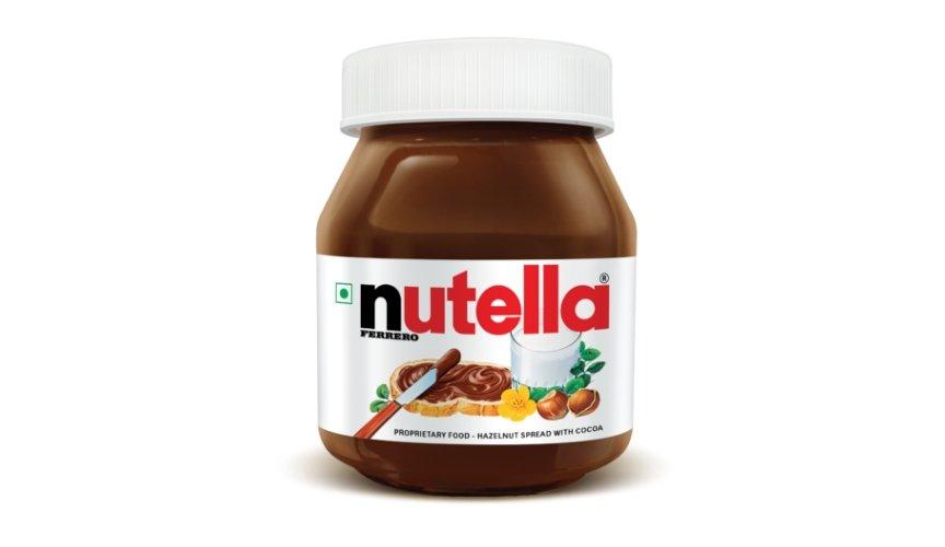 5 prodotti Ferrero più richiesti nutella