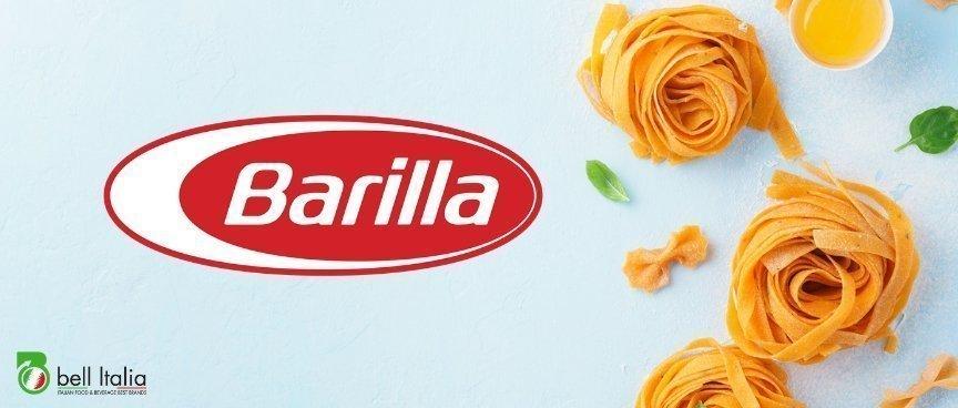 prodotti Barilla più richiesti Bell Italia export italian food
