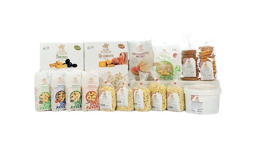 Brand Made in Puglia Fiore di Puglia