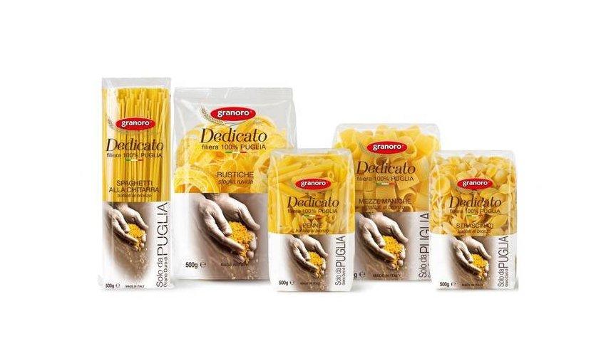 Brand Made in Puglia Granoro Dedicato