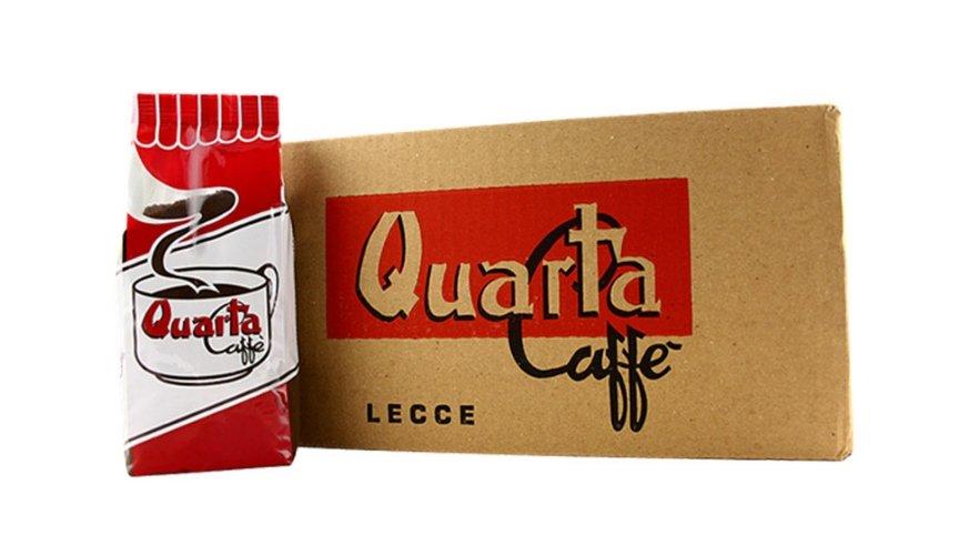 Brand Made in Puglia Quarta caffè