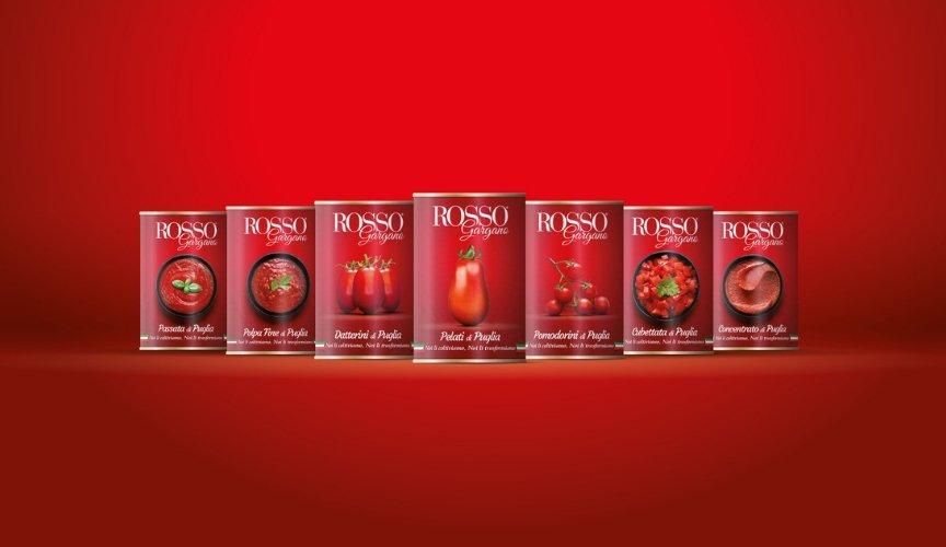 Brand Made in Puglia Rosso Gargano