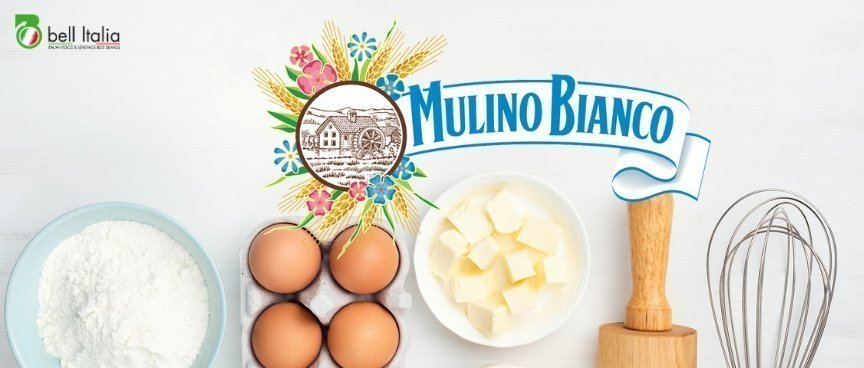 The 5 most popular Mulino Bianco products abroad