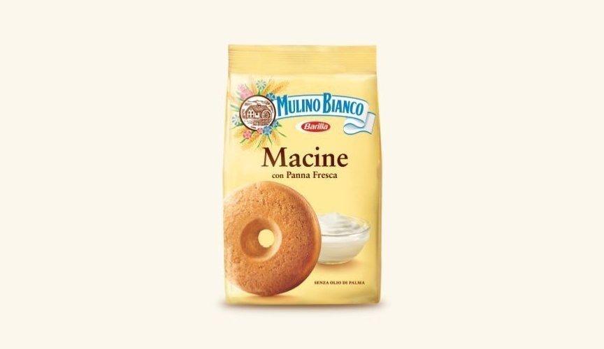 prodotti Mulino Bianco più conosciuti all'estero macine