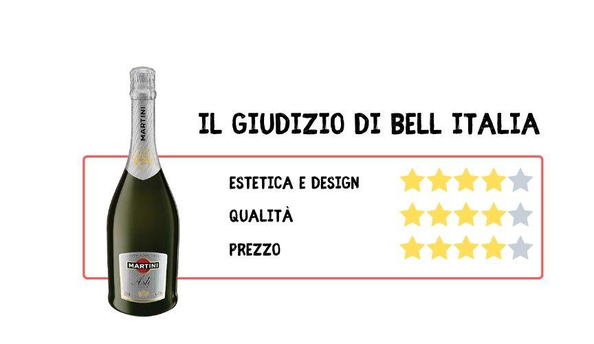 Aprire un negozio di prodotti italiani all'estero 3 spumanti e prosecchi che non possono mancare sullo scaffale martini