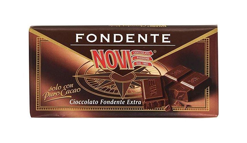 cioccolate italiane più vendute bell italia novi cioccolato fondente