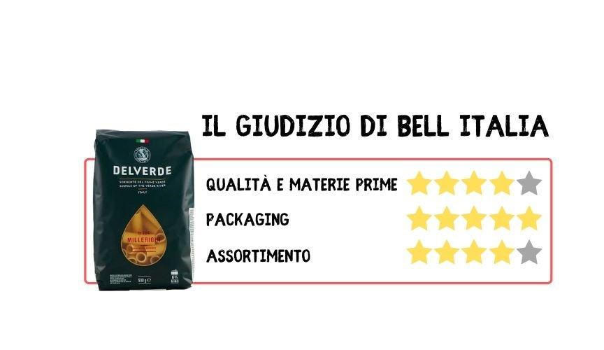 3 brand italiani di Pasta Del Verde