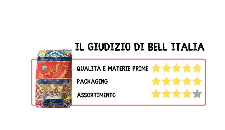 3 brand italiani di Pasta Di Martino