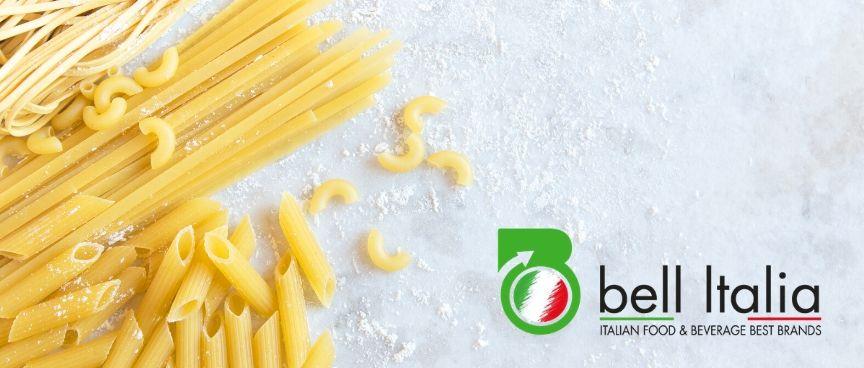 3 brand italiani di Pasta bell italia