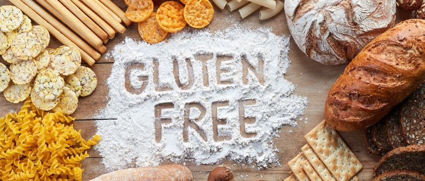 5 gluten free products recommended by Bell Italia