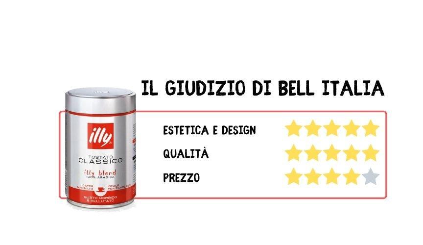Preparare un ottimo caffè italiano illy tostato classico