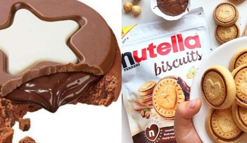 Nutella Biscuits e Pan Di Stelle Biscocrema a confronto bell italia