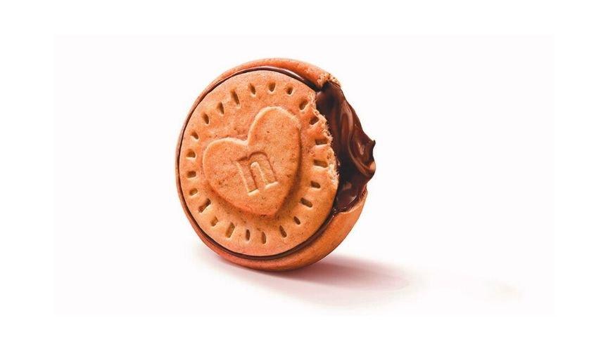 nuovi prodotti italiani Nutella Biscuits bell italia