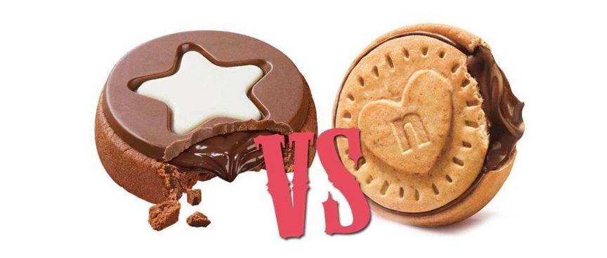 nuovi prodotti italiani Nutella Biscuits e Pan Di Stelle Biscocrema bell italia