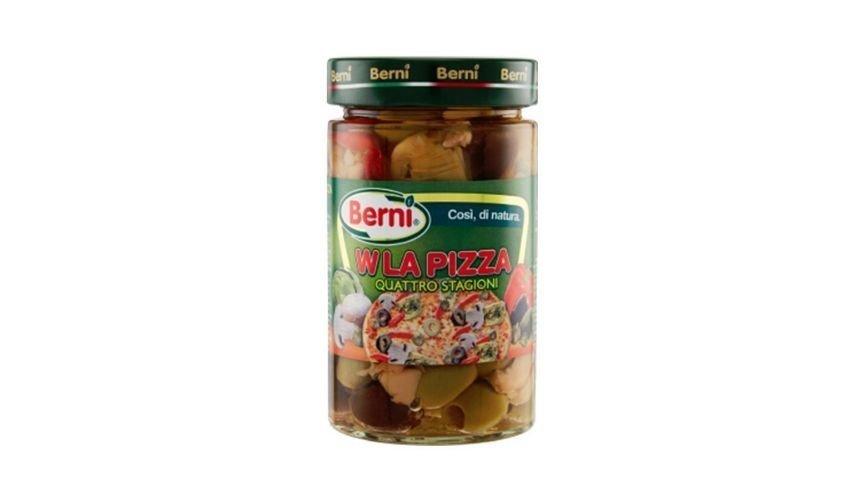 pizza davvero italiana bell italia Berni Condipizza