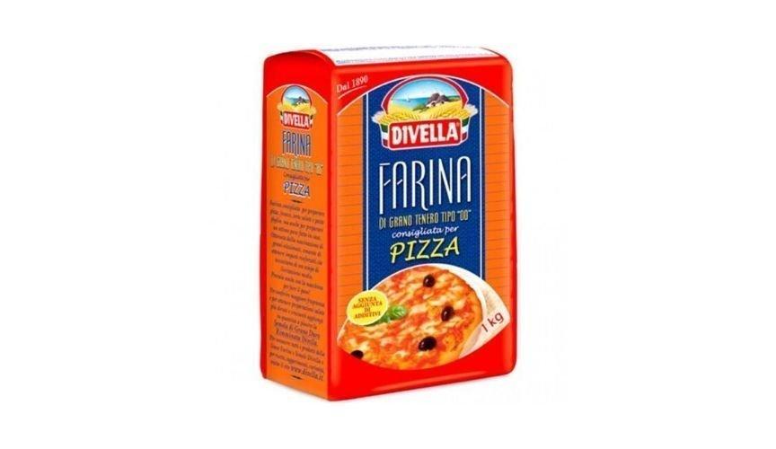 pizza davvero italiana bell italia Divella farina per pizza