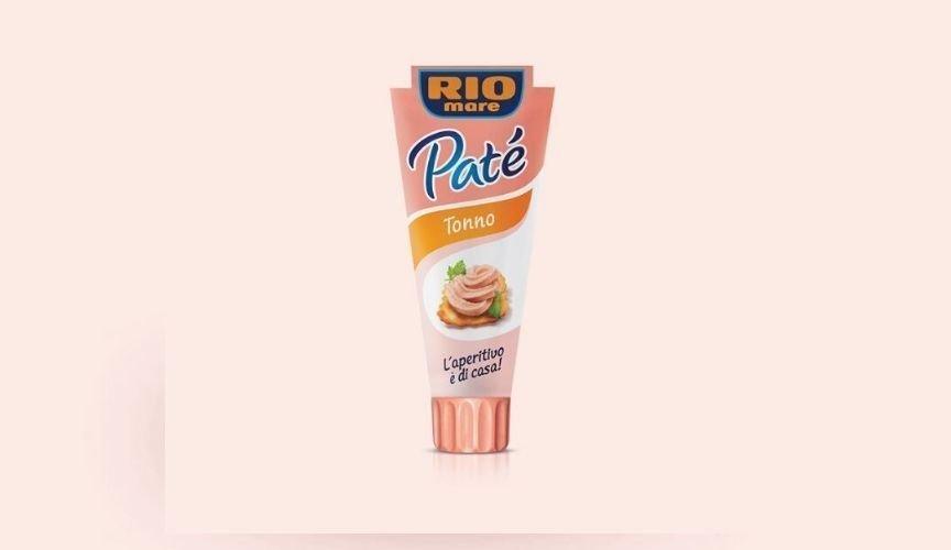 I 5 prodotti Rio Mare più esportati da Bell Italia patè