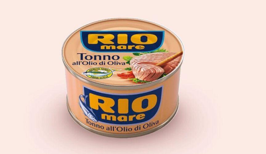 I 5 prodotti Rio Mare più esportati da Bell Italia tonno all olio d oliva