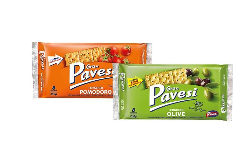 prodotti food italiani del momento in offerta Gran Pavesi Olive e Pomodoro Bell Italia