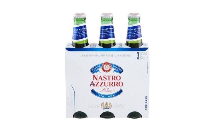 prodotti food italiani del momento in offerta Nastro Azzurro Birra bell italia