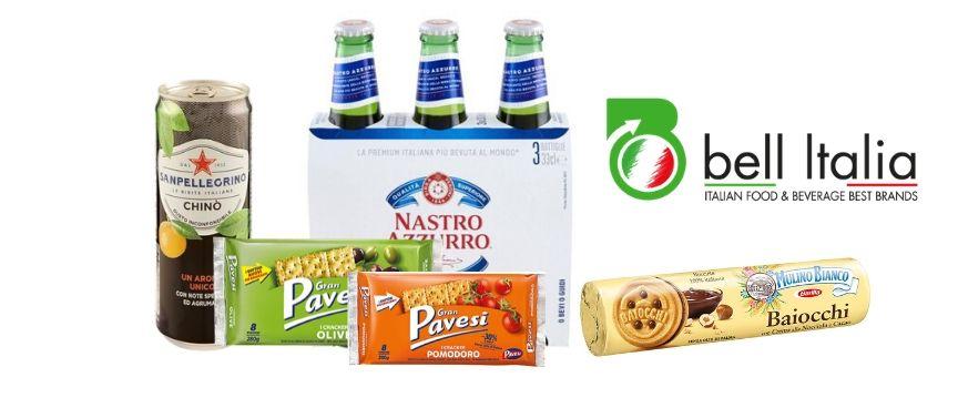 prodotti food italiani del momento in offerta bell italia