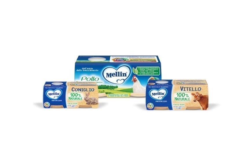 prodotti food italiani per bambini omogeneizzati mellin bell italia