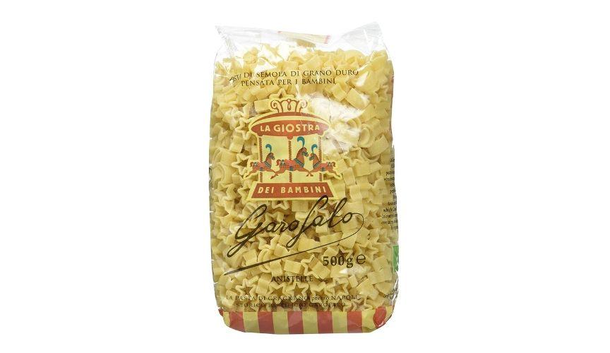 prodotti food italiani per bambini pasta garofalo la giostra dei bambini bell italia