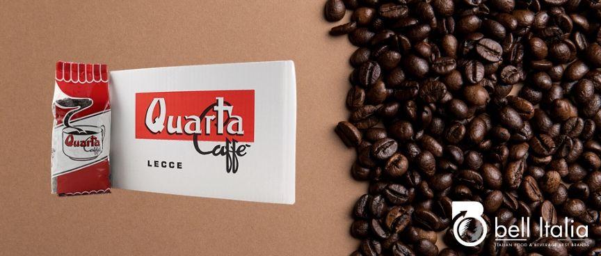quarta caffè bell italia