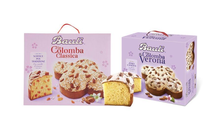 5 prodotti italiani per la Pasqua Bauli colomba
