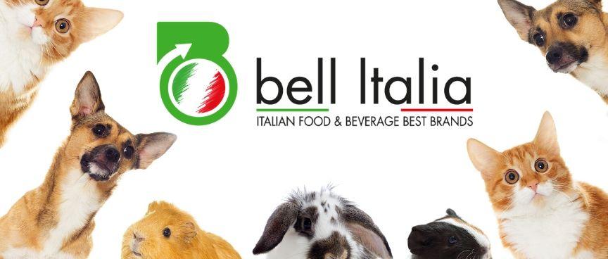 5 prodotti pet food italiani consigliati da Bell Italia
