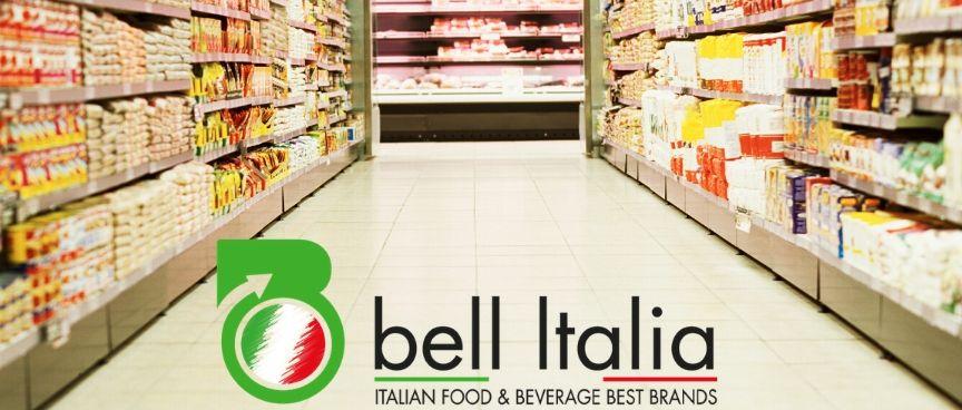 Prodotti food italiani più venduti all'estero Coronavirus Bell Italia