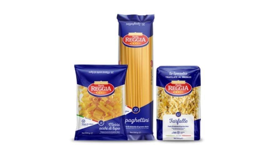 prodotti food italiani più venduti all'estero pasta reggia