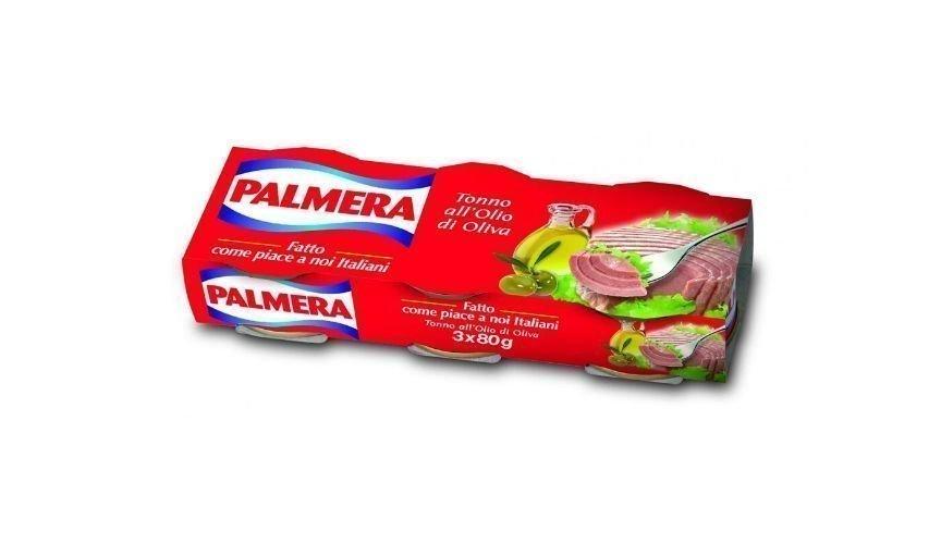 prodotti food italiani più venduti all'estero tonno palmera