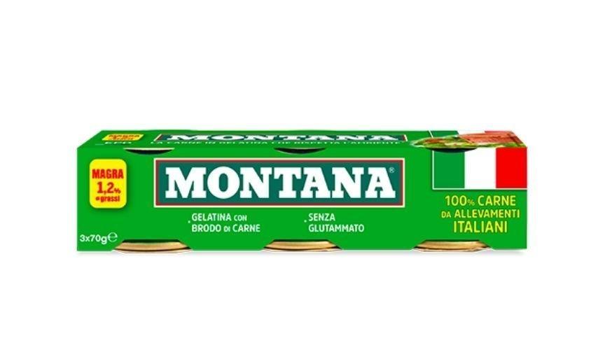 migliori prodotti food & drink italiani bell italia montana carne in scatola