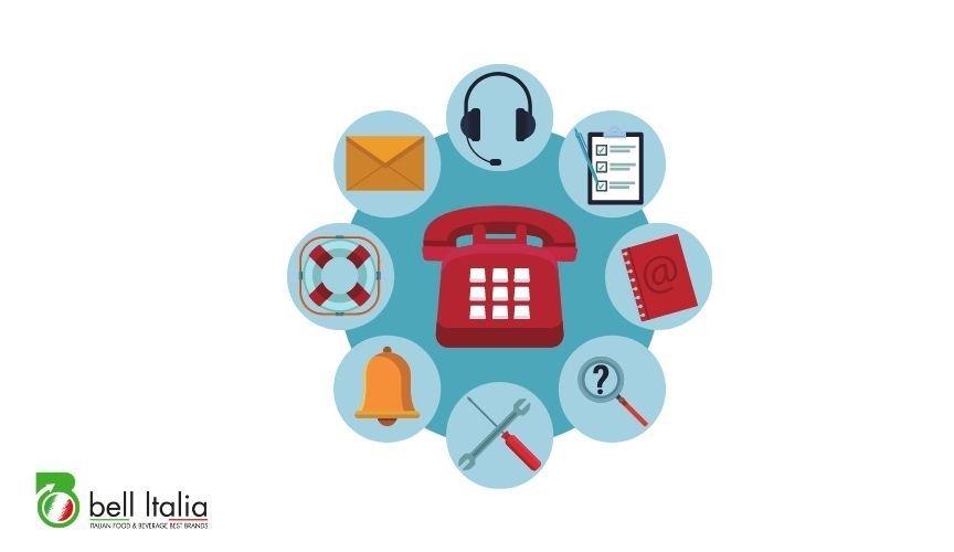 Muchos servicios adicionales dedicados a nuestros clientes