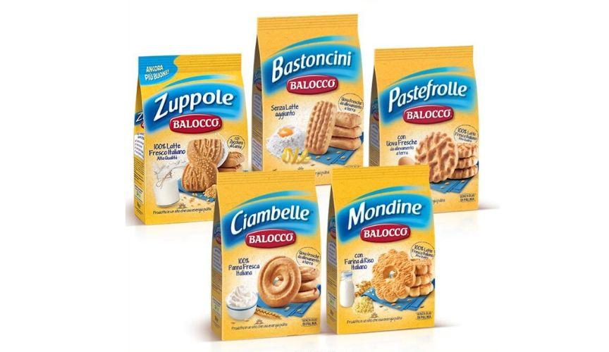 biscotti italiani più venduti balocco