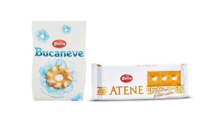 biscotti italiani più venduti bucaneve atene doria bell italia